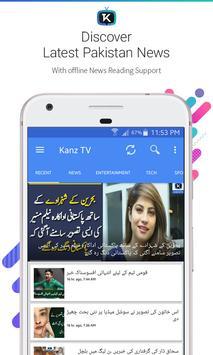 Live Cricket TV & News screenshot 1