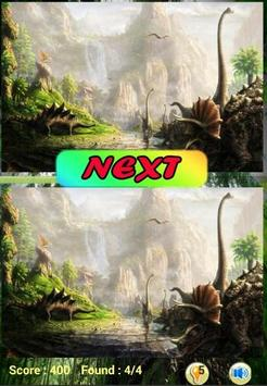 Dinosaurs FD Games screenshot 3