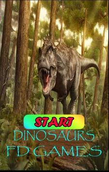 Dinosaurs FD Games screenshot 1