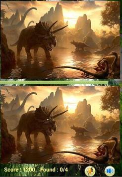 Dinosaurs FD Games apk screenshot