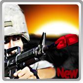 Assassin Commando on Duty War icon