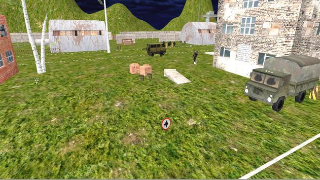 Assassin Commando on Duty War apk screenshot