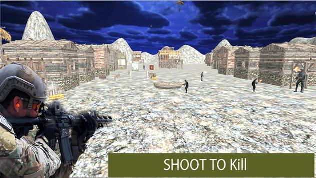 Gunner Shooter Warrior War apk screenshot