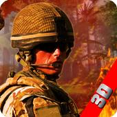 Jungle Commando Adventure War icon