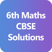 6th Maths CBSE Solutions - Class 6 icon