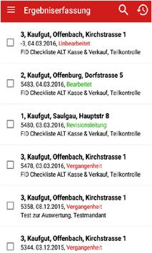 AUDITmobile KASIA screenshot 1