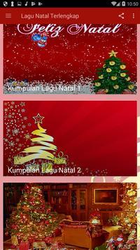 Lagu Natal Terbaru Offline Terlengkap DIhatiku screenshot 4