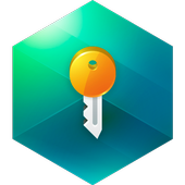 Kaspersky Password Manager & Secure Wallet Keeper icon