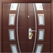 Multiple Door Screen Lock icon