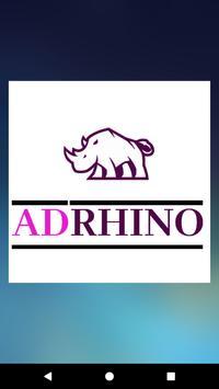 AdRhino poster