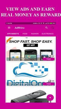 AdRhino screenshot 2