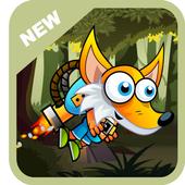Misteri Petualangan fox icon