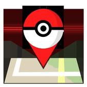 Poke Location icon
