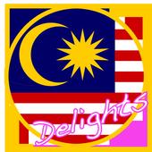 Malaysian Delights icon