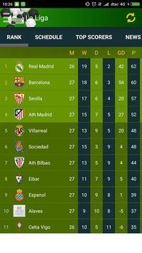 Live Score Soccer apk screenshot