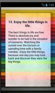 Motivational Tips screenshot 2