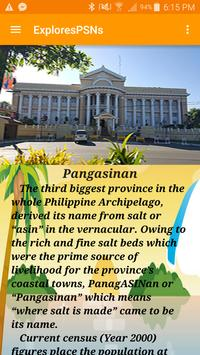 ExplorePangasinan poster