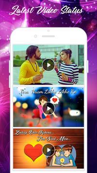 Kiss Video Status screenshot 1