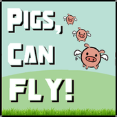 Pigs, Can Fly! icon