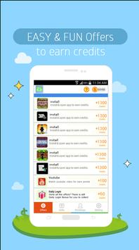 Make Cash Rewards - Money Tap screenshot 1