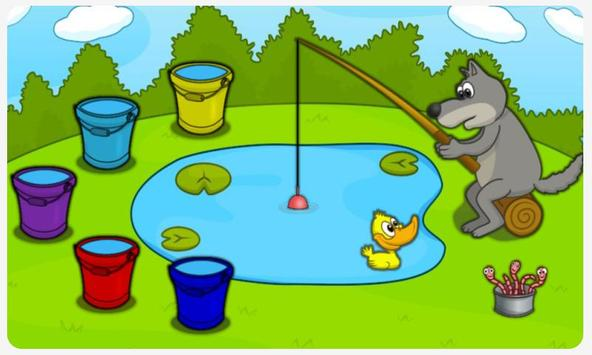 Super touch games for kids free apk screenshot