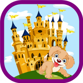 Dog Pow Castle Runner icon