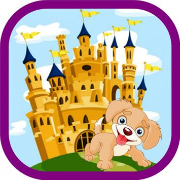 Dog Pow Castle Runner screenshot 1