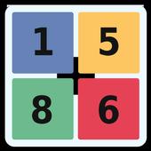 Griddition - Maths Brain Train icon