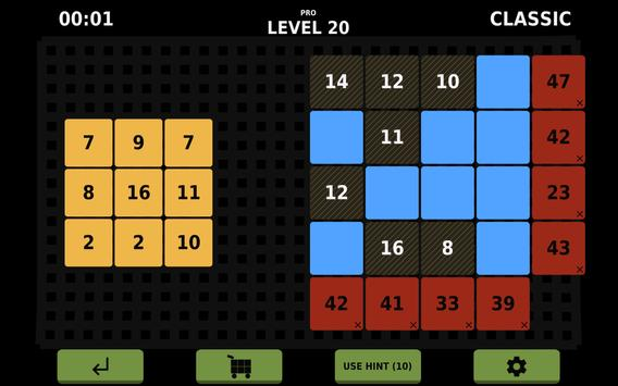 Griddition - Maths Brain Train apk screenshot