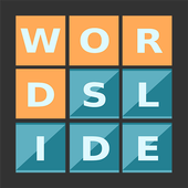 Word Slide - Train your brain! icon