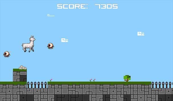 Run Llama Run apk screenshot
