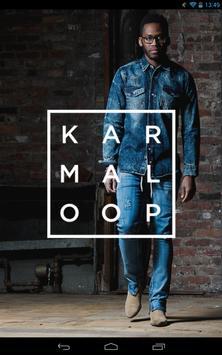 Karmaloop apk screenshot
