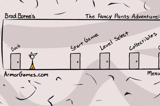 The Fancy Pants Adventure apk screenshot