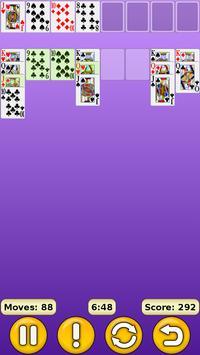 FreeCell screenshot 2
