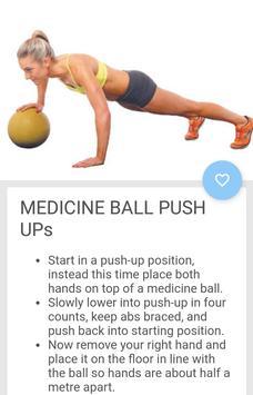Breast Workout screenshot 2