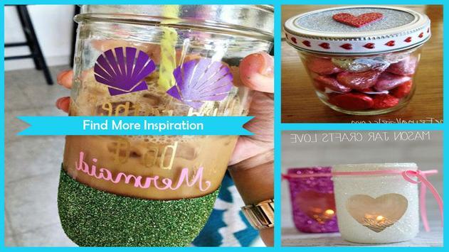 Best DIY Glitter Mason Jar For Teachers Day screenshot 1