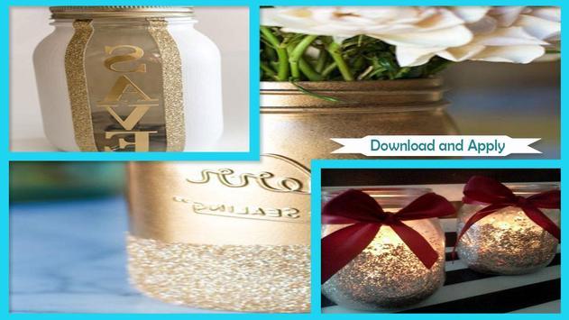 Best DIY Glitter Mason Jar For Teachers Day screenshot 2