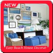 Easy Beach House Decorating Ideas icon