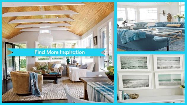 Easy Beach House Decorating Ideas screenshot 1