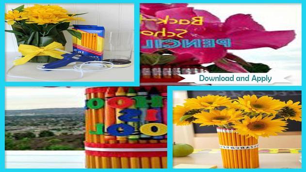 Easy DIY Pencil vase For Teacher Gift screenshot 2