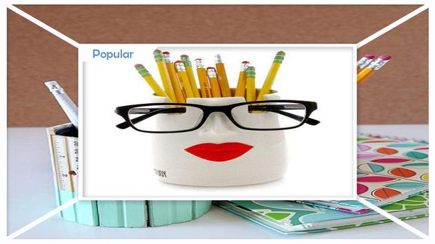 Easy DIY Pencil Mug For Teachers Day screenshot 3