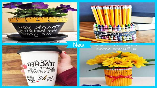 Easy DIY Pencil Mug For Teachers Day poster