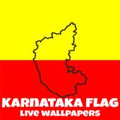 Karnataka Flag Live Wallpapers icon
