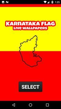 Karnataka Flag Live Wallpapers screenshot 7