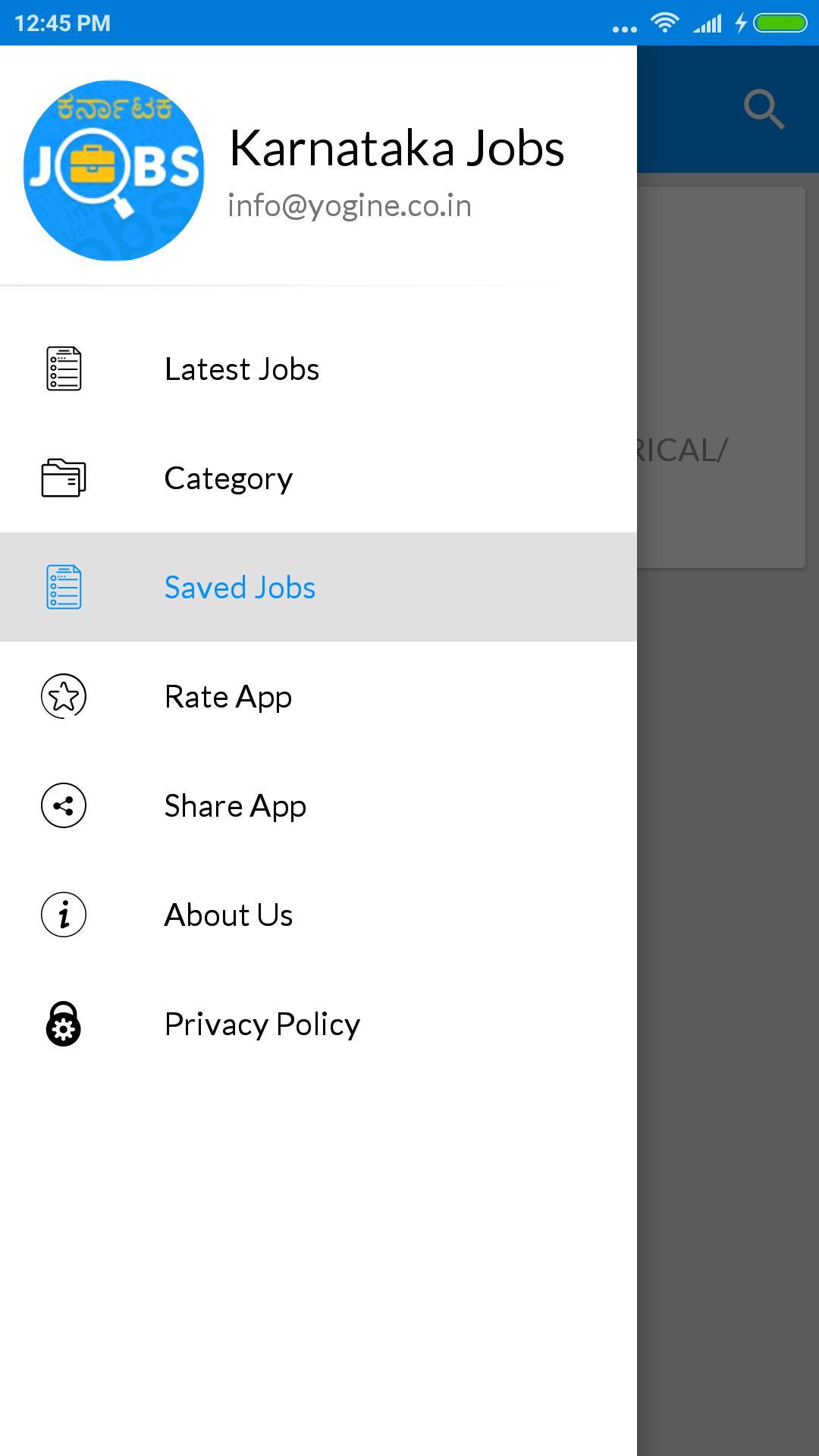 Sarkari naukri govt jobs : Jobs Search for Android - APK