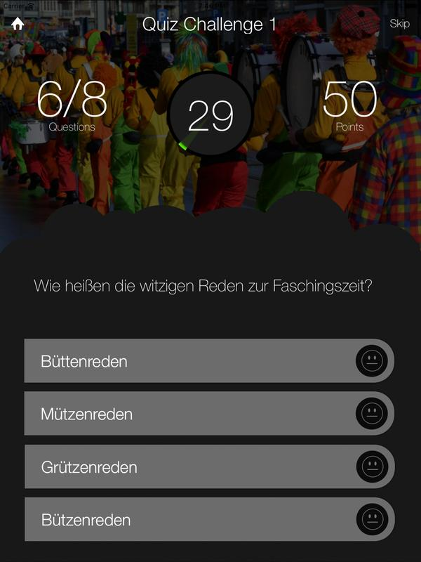Karneval Fasching Quiz App For Android Apk Download