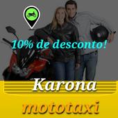 Karona Moto Táxi icon