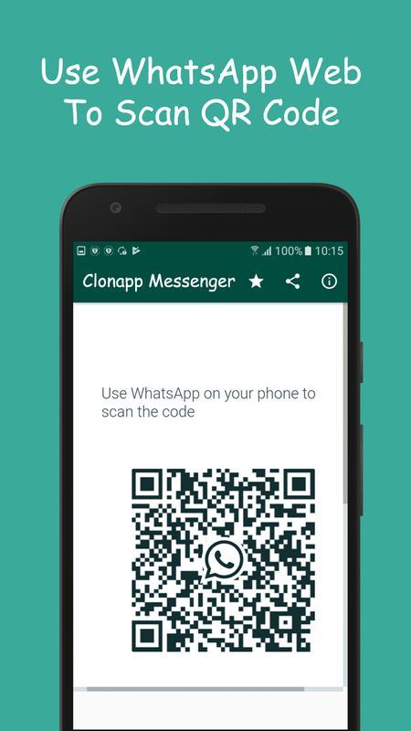 download apk clonapp messenger