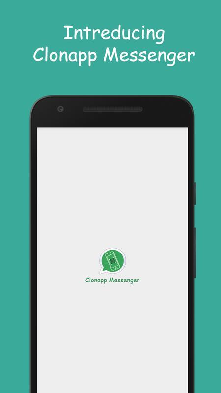 Cara menggunakan clone app messenger whatsapp