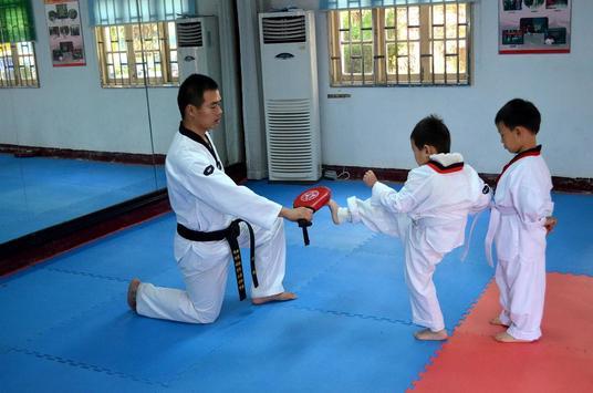 Karate Training & skills screenshot 1